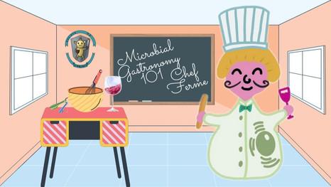 Microbial Gastronomy 101: Lesson 1 Chaga Tea