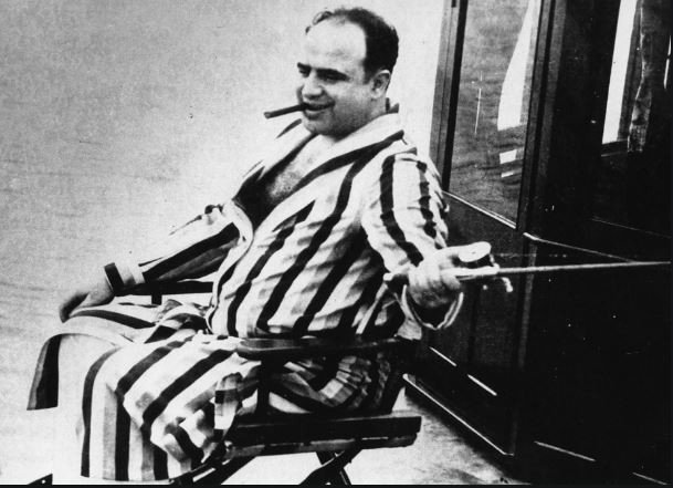 Al Capone notorious gangster may have died in prison from syphilis