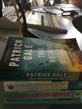 BBC Radio Berkshire Book Club : 24 July 2018