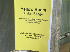 Yellow Room by Shelan Rodger : Review