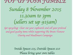 Posh Jumble and Car Boutique UK