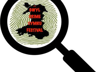 Gŵyl CRIME CYMRU Festival