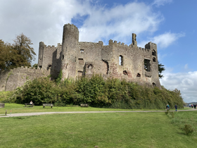 Wales : Laugharne