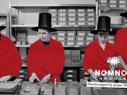 NOMNOM - Welsh chocolate