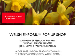 WELSH EMPORIUM POP UP SHOP