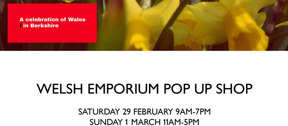 WELSH EMPORIUM POP UP SHOP