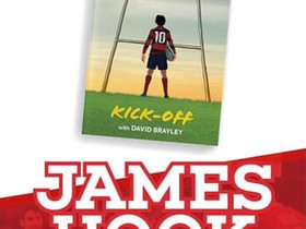 James Hook and Dave Brayley Book Signing : Saturday 4th September