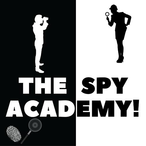 🔍 The Spy Academy