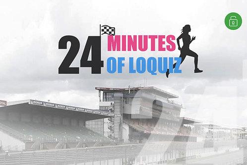 🏁24 Minutes of LoQuiz