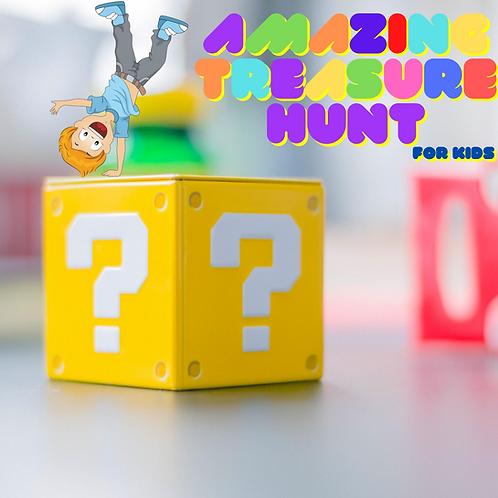 👧Amazing Treasure Hunt - for KIDS