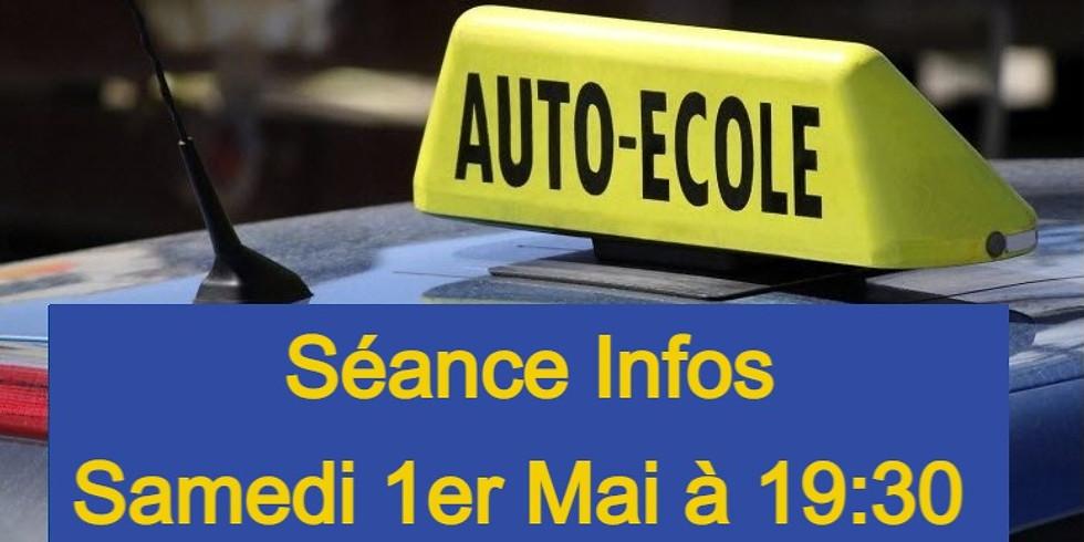 Séance Infos sur ZOOM le 1er Mai 2021 à 19h30