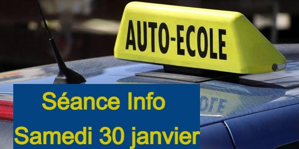 Séance Infos sur ZOOM le 30 janvier à 10:00