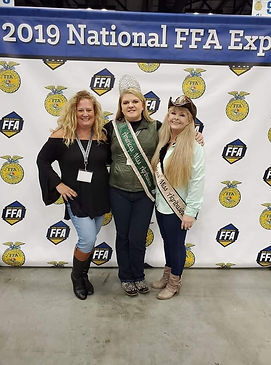 America's Miss Agribusiness