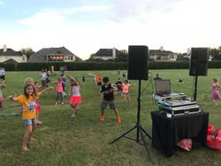 DJ Show Westover Park
