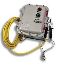 comando antiexplosivo, ATEX IECex, LED anti explosivo EJB