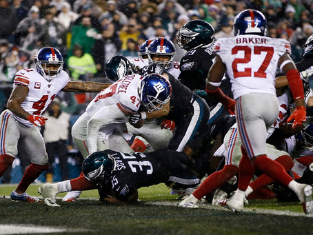 This Should Be Fun (Not Really): Week 7 Eagles Vs. Giants Preview