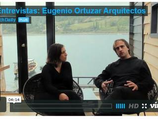 Entrevista: Ortúzar y Gebauer Arquitectos