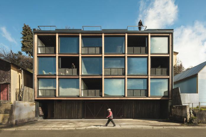 Edificio Estacion - vivienda