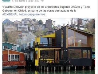 BIENAL DE ARQUITECTURA DE CHILE