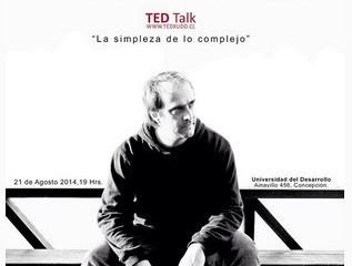 """TEDx Talk : Eugenio Ortúzar""""La Simpleza de lo complejo"""""""
