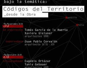 Charlas Universidad del Desarrollo Codigos del territorio_desde la obra