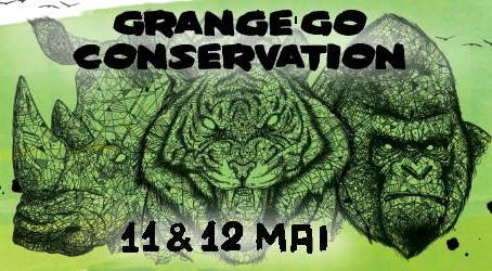 Grange'Go Conservation, le premier festival associatif de MakiGo