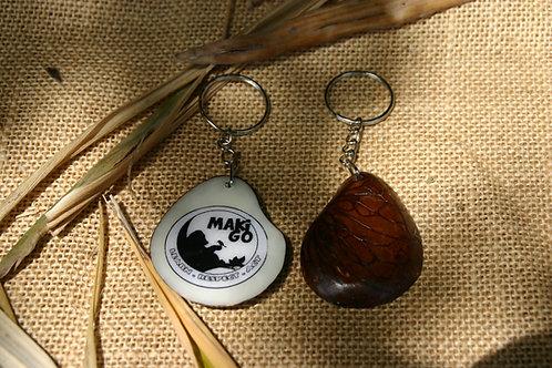 Porte-clés MakiGo Tagua