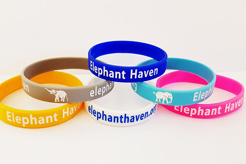 Bracelet Elephant Haven adulte