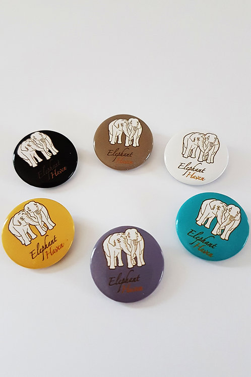 Badges Elephant Haven
