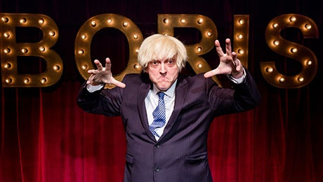 Boris Fight Choreography