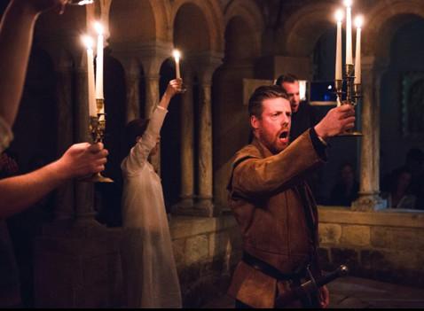 Macbeth Fight Choreography