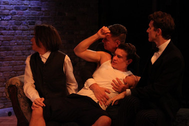 The Drag Fight Choreography