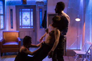 Escape the Scaffold Fight Choreography