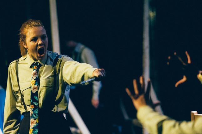 Othello Fight Choreography