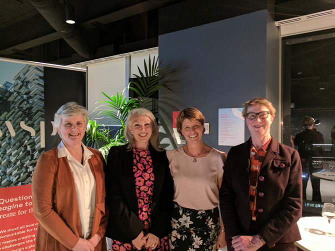 Rhelm at EIANZ Women and the Environment
