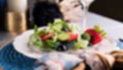 fresh, food, salad, vinaigrette, soup, salad