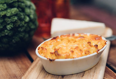 macaroni and cheese, sides, food, dinner