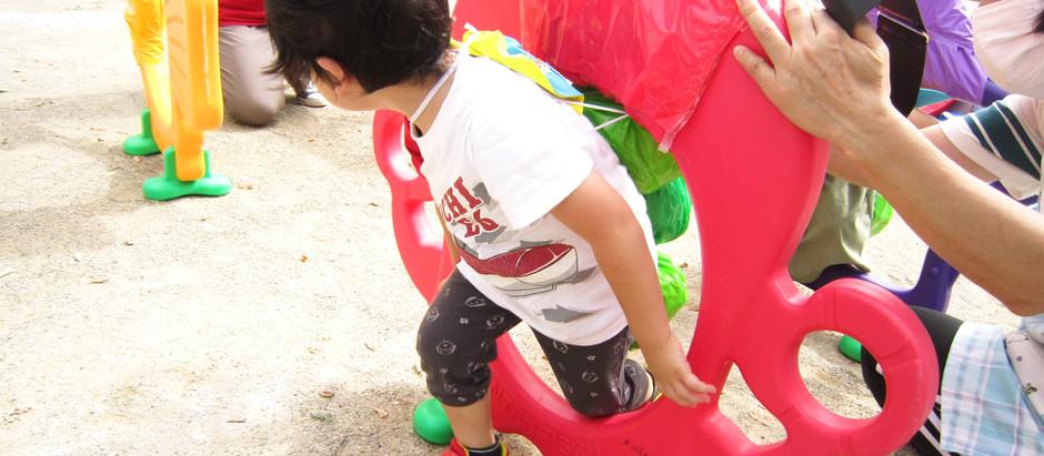 運動会(1・2歳児)