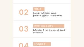 Top 5 Acne Fighting Ingredients
