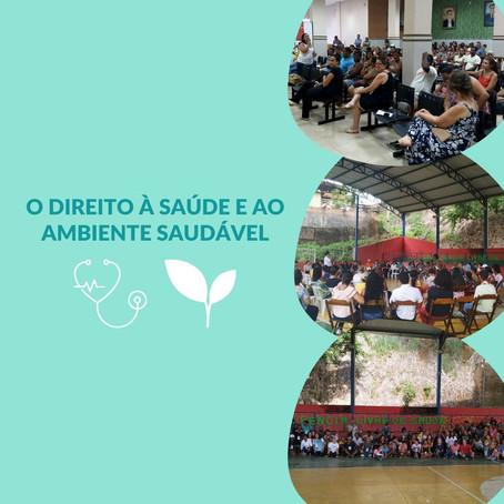 Os danos à saúde e ao ambiente da população de Barra Longa continuam