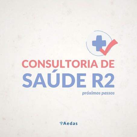 R2: Consultoria finaliza entrevistas sobre as demandas emergenciais de saúde