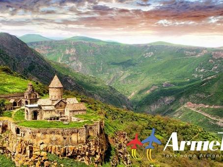 Самые интересные факты об Армении