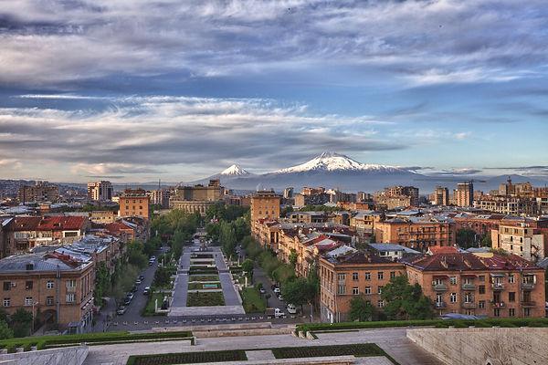 2017Cities_City_Yerevan_on_the_backgroun