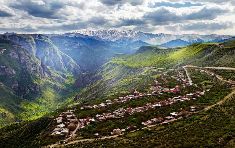 Природа юга Армении