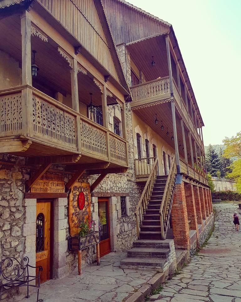 Дилижан, старый город