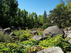 Джермук, городской парк
