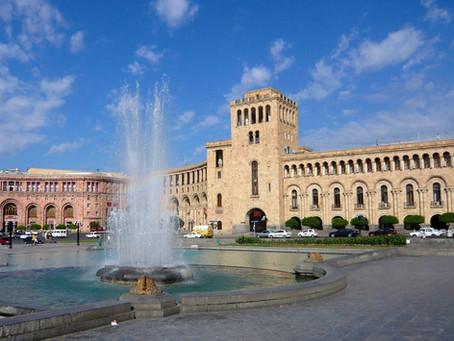 «Вокруг Света» представил свой путеводитель по Еревану