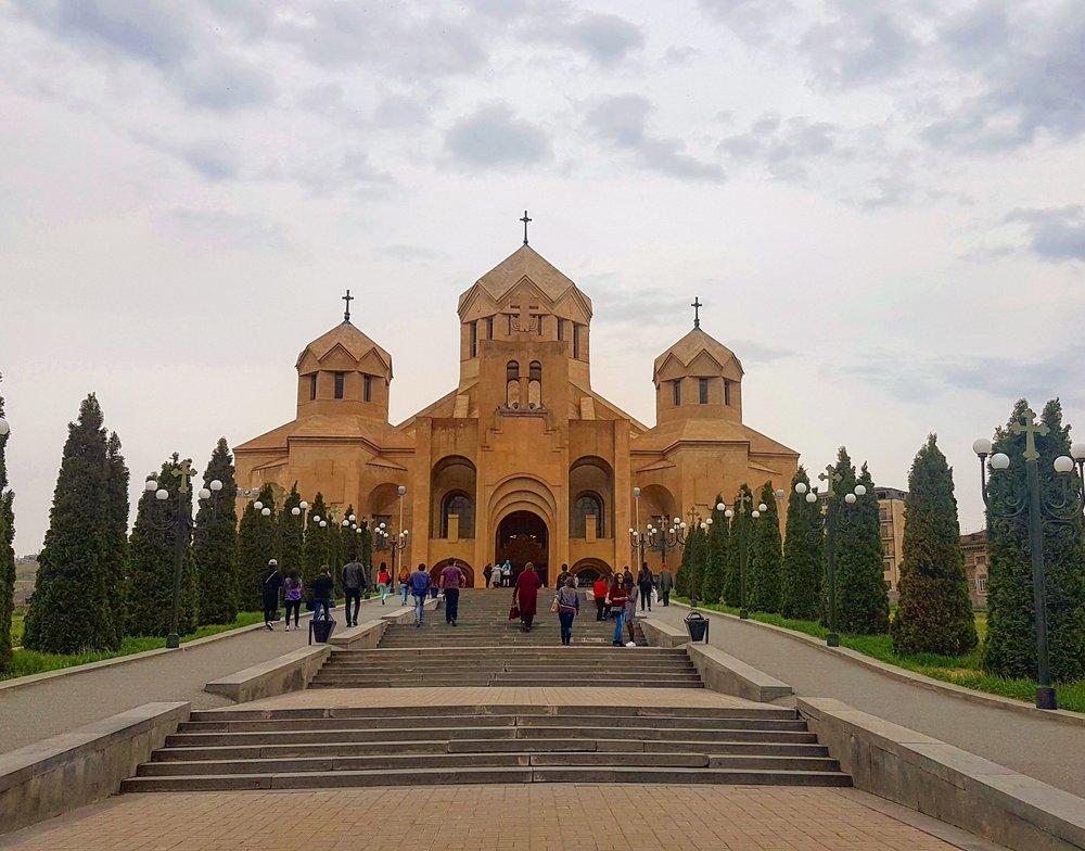 Ереванский кафедральный собор