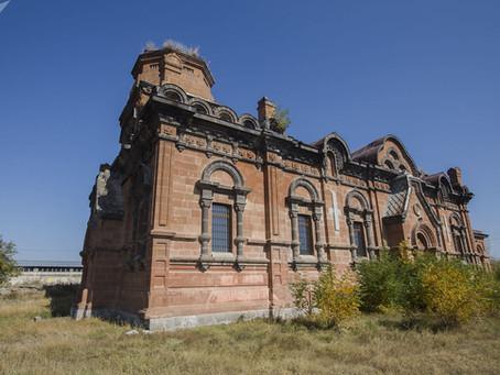 В Гюмри будет отреставрирована самая большая русская церковь в Армении