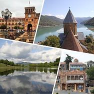 Тур в Армению и Грузию